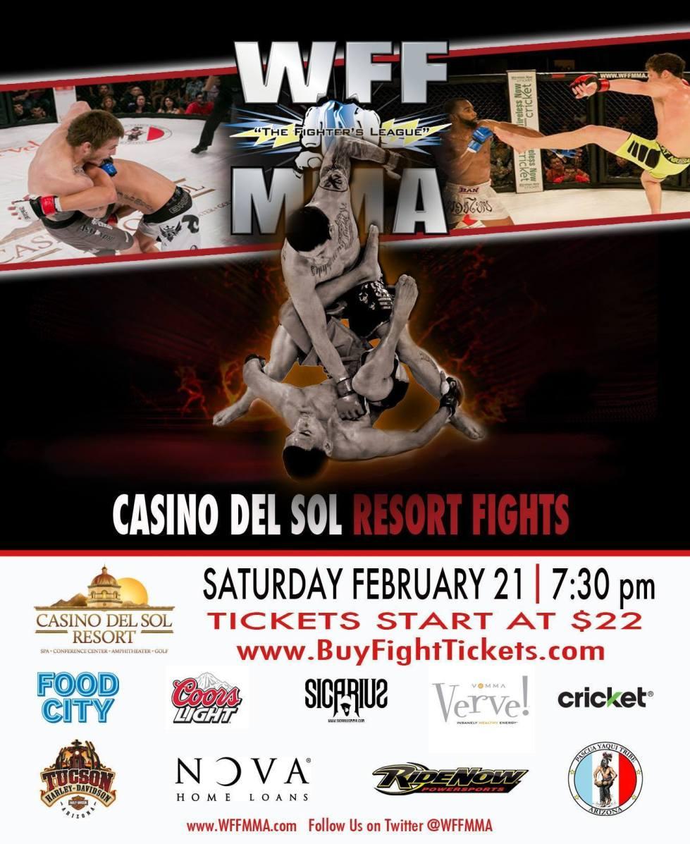 MMA 2015